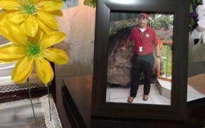 Miguel Dubón, falleció el 20 de enero en el municipio de Trujillo, Colón.