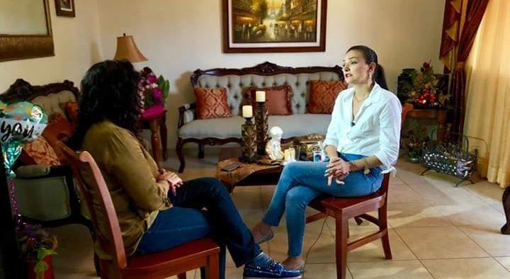 jueza que lucha contra el sistema judicial hondureño