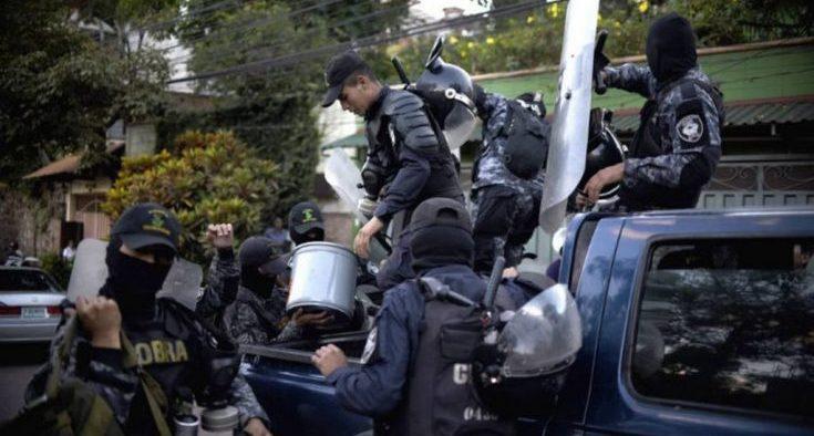 La Policía Nacional es una de las instituciones más queridas y respetas por el pueblo: presidente Hernández