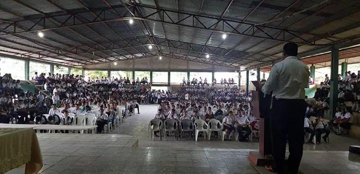 Al menos dos millones de estudiantes en Honduras iniciaron clases este 3 de febrero de 2020 en el sistema educativo público.