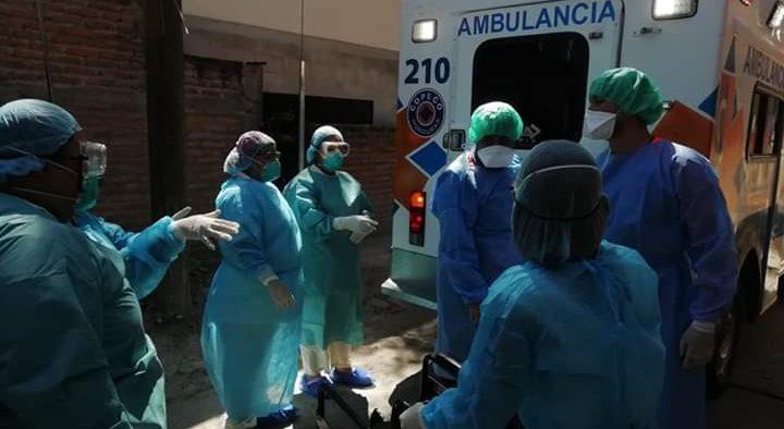 Vigilan caso sospechoso de coronavirus.