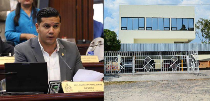 El diputado Rony Martínez pide quitar el blindaje a directivos del CPH.