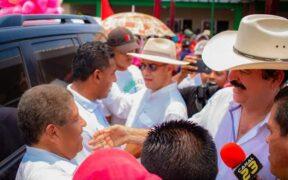 Adán Fúnez entre el repudio de la base y la protección de Mel Zelaya en LIBRE